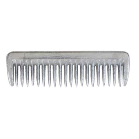 Small Metal Mane Comb