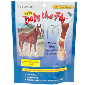 Defy the Fly Defy the Fly Leg Bands Set of 4