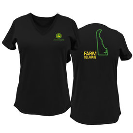 John Deere John Deere Ladies State Tee Shirt