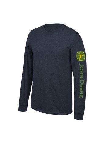 John Deere John Deere Men's Logo Long Sleeve