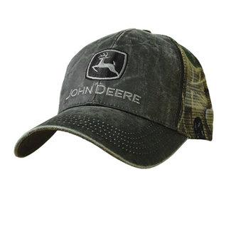 John Deere John Deer Charcoal Hat