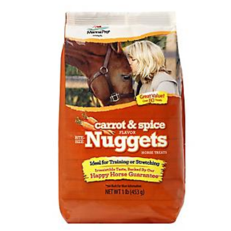 Bite Size Nuggets & Wafers Treats 1 lb.
