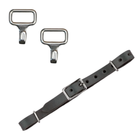 Myler Myler Beta Curb Strap Kit