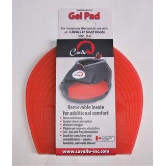 Cavallo Cavallo Boot Gel Pads - pair RJM
