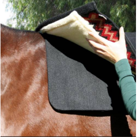 Professionals Choice Professional's Choice Saddle Pad Liner 30x30