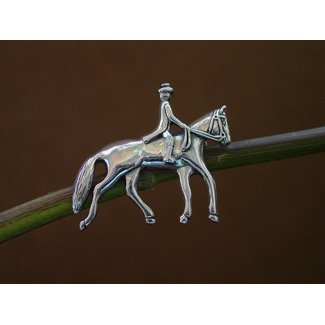 Baron Enterprises Baron Silver Dressage Pin