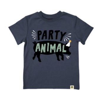 John Deere John Deere Kids Party Animal Short Sleeve