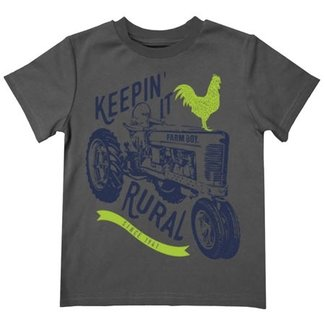 Farm Boy Brand Keepin' it Rural Short Sleeve Tee Shirt