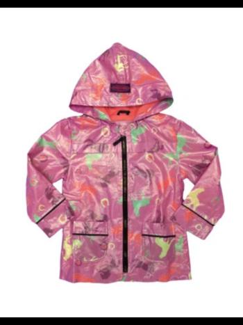 Farm Boy Brand Polka Dot Horse Raincoat
