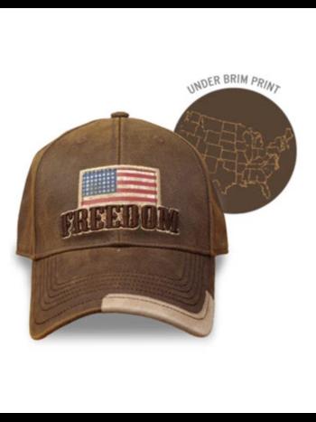Farm Boy Brand Kids Freedom Cap