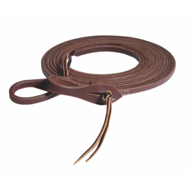"""Professionals Choice Ranch Heavy Oil Harness Leather Split Reins 1/2"""""""