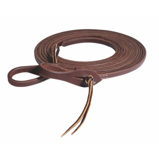 Professionals Choice Ranch Heavy Oil Harness Leather Split Reins 1/2""