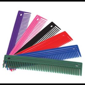 """Jacks Jacks 9"""" Plastic Mane Comb"""