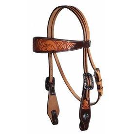 Professionals Choice Professional's Choice Sunflower Browband Headstall