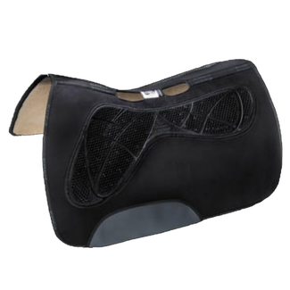 Acavallo Acavallo Western Anatomic Grip Wool Pad