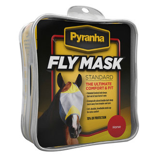 PYRANHA INCORPORATED  D Pyranha Fly Mask Without Ears