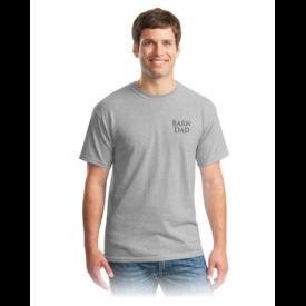 Stirrups Clothing Company Stirrups Barn Dad Adult Short Sleeve Tee