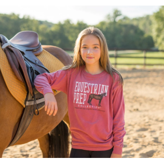 Equestrian Prep Equestrian Prep Collection Kids Long Sleeve