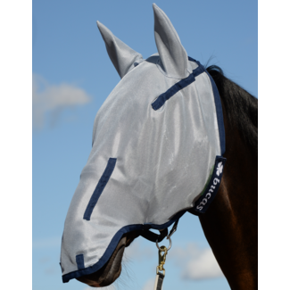 Bucas Bucas Buzz Off Long Nose Fly Mask