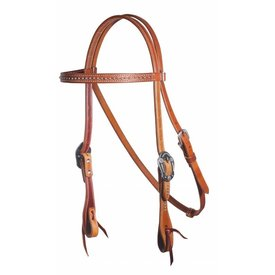 Professionals Choice Professional's Choice Dotted Browband Headstall