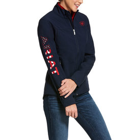 Ariat Ariat Ladies New Team Softshell Jacket