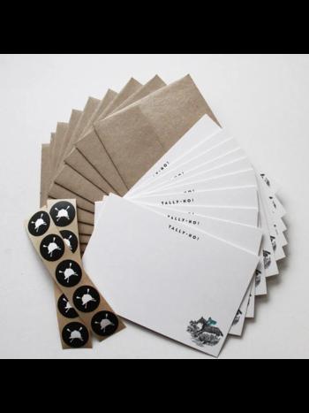 Hunt Seat Paper Co. Hunt Seat Paper Co. Notecard Box Set