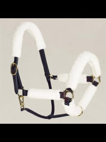 EQUIESSENT Equi-Essentials Synthetic Fleece Halter Tube 6 Piece Kit