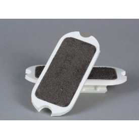 EQUIESSENT Equi-Essentials Sand Paper Stirrup Pads