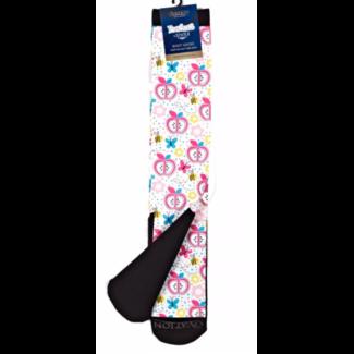 Ovation Ovation Ladies FootZees Boot Sock