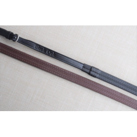 "Black Oak Black Oak 5/8"" Rubber Reins"