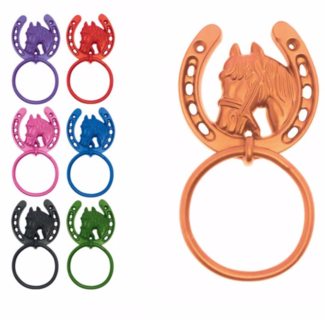 Horseshoe Tie Ring