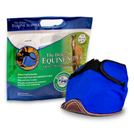 Bluegrass Animal Products Deluxe Equine Slipper