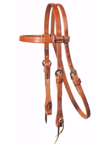 Professionals Choice Professional's Choice Laced Browband Headstall