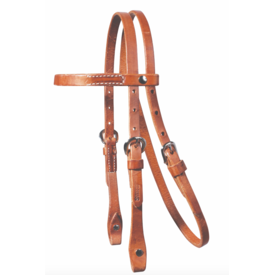 Professionals Choice Professional's Choice Browband Pony Headstall with Screw Cheeks