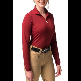 Kastel Denmark Kastel Denmark Medium Weight 1/4 Zip Sun Shirt