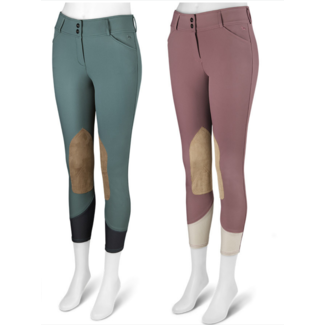 RJ Classics R.J. Classics Gulf Ladies Knee Patch Breech Seasonal Color