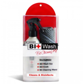 BIT+WASH Original Bit+Wash Kit 6 oz