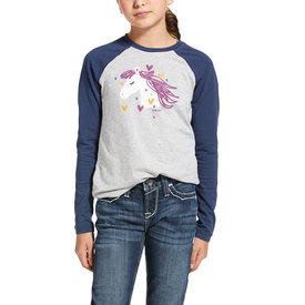 Ariat Ariat Kids My Love Long Sleeve Tee Shirt