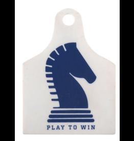 WEQUINE Classic Equine Single ID Tag