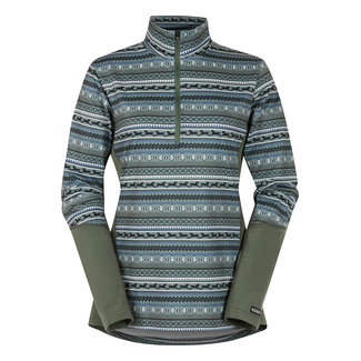 Kerrits Kerrits Ladies Fair Isle Fleece Tech Top