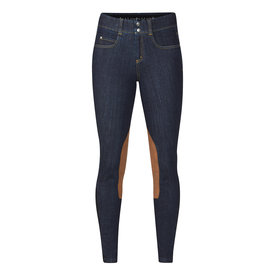 Kerrits Kerrits Ladies Stretch Denim Knee Patch Breech