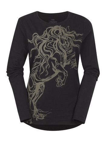 Kerrits EQL Kerrits EQL Horse Haven Long Sleeve Tee
