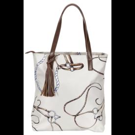 AWST AWST Tote Bag with Tassel