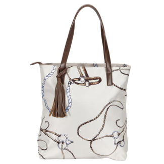 AWST AWST Tote Bag with Tassel