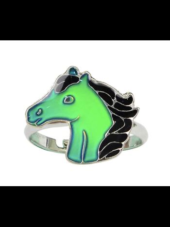 AWST AWST Horse Head Mood Ring