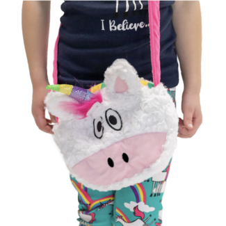 Lazy One Lazy One Unicorn Kids Purse