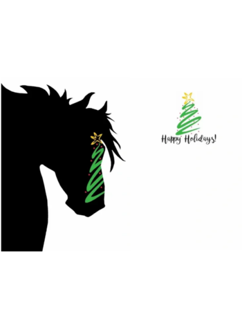 HORSE HOLLOW PRESS Horse Hollow Press Boxed Holiday Cards