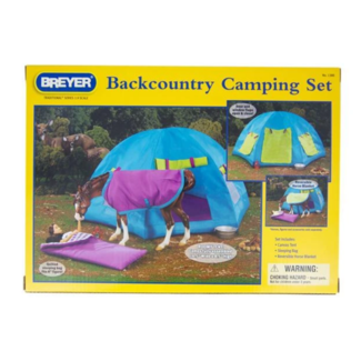 Breyer Backcountry Camping Set 1380