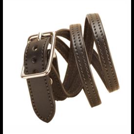 Tory Leather Tory Split Wrap Bracelet