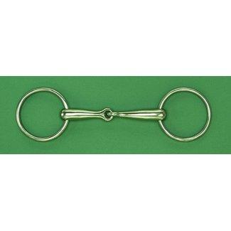 ALBACON Albacon German Silver 18MM Solid Mouth Loose Ring Bit